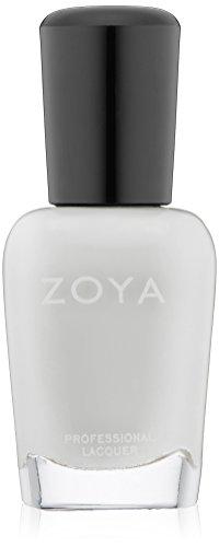 ZOYA Nail Polish, Snow White, 0.5 Fl oz