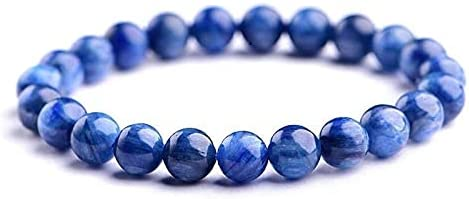 Kejing Natural Blue Crystal Our shop OFFers the best service Blo Bracelet San Francisco Mall Stone
