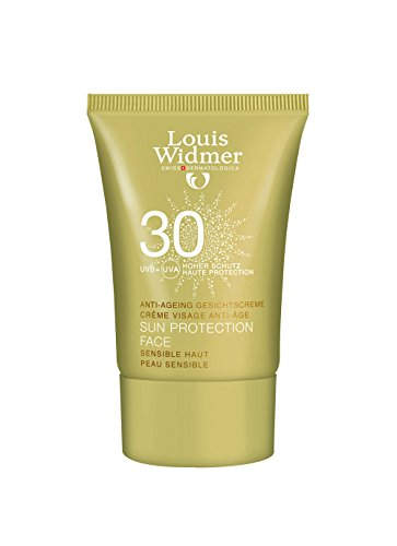 Widmer Sun Protection Face Creme LSF 30 parfümiert, 50 ml