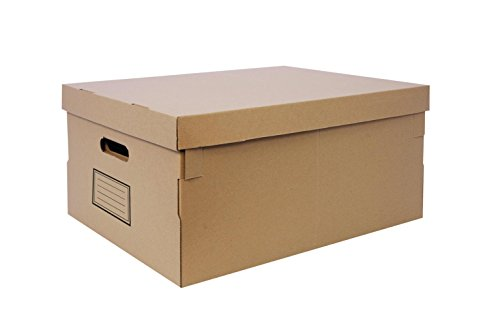 Confortime Basic Brown BY0502016095 - Caja multiusos