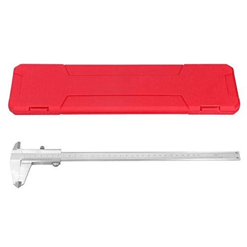 Industrial Vernier Caliper, Calipers Measuring Tool, 4‑Use Vernier Caliper for Inside,Outside,Depth and Step Measurements Car Maintenanc(300mm/11.8in)