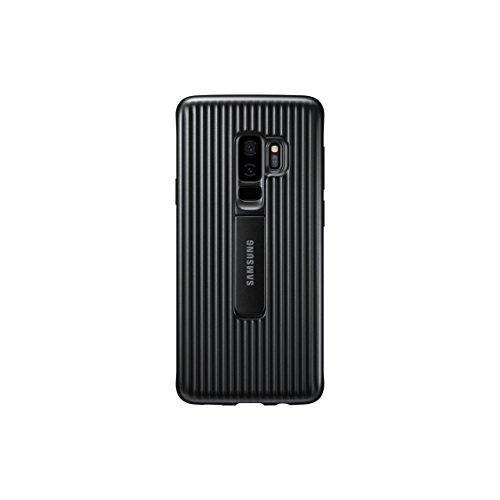 Preisvergleich Produktbild Samsung Protective Standing Cover (EF-RG965) für das Galaxy S9+,  Schwarz