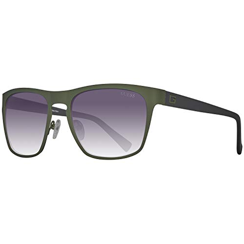 Guess GU6815GRN-3556 Montures de lunettes, Vert (Green), 56 Homme