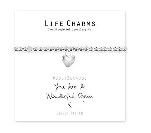Life Charms A Wonderful Gran Bracelet