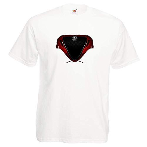 Alfa Giulia Tshirt Alfa Grill Tshirt Alfa Grill Quadrifoglio T ShirtTop Sweatshirt Short SleeveWhite3XL