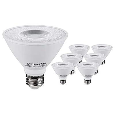 Dimmable PAR30S LED Light Bulb, Short Neck, 13W, High CRI90+, 3000K/5000K E26 Base, Energy Star & UL Listed LED Spotlight