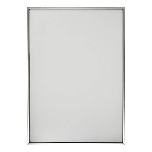 A.P.J. Fit Frame Poster Size (500x700mm) Silver