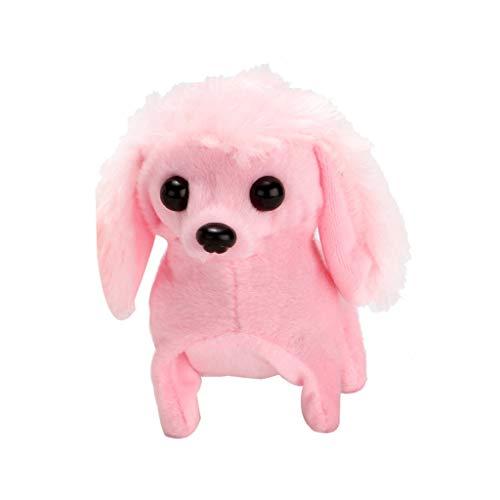 Children Cute Simulation Pet Dog Soft Stuffed Plush Toy Puppy Stuffed Animal Kids Boys Girls Doll Gift