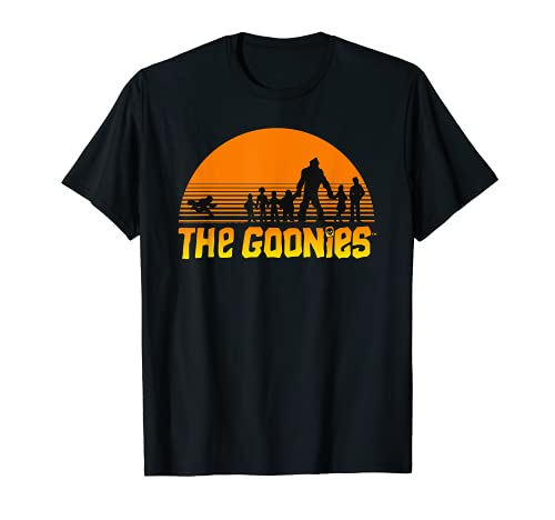 The Goonies Sunset Group T-Shirt
