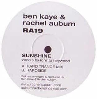 Ben Kaye & Rachel Auburn / Sunshine