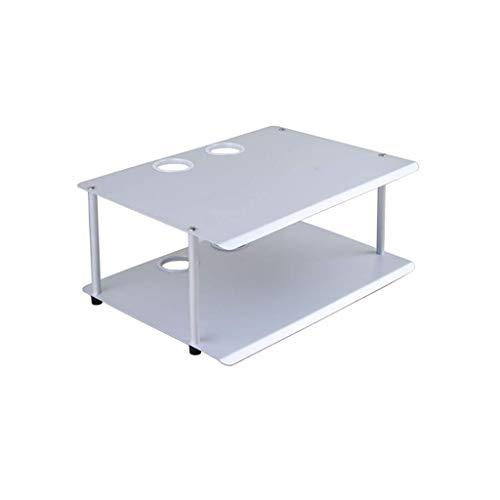 LILICEN LYJ Home Wifi Router Shelf Three-layer Heightening TV Set-top Box Shelf Computer Desktop Racks Desk Tiered Storage Shelf(Size:28 * 21 * 27cm) (Size : 3Layers)