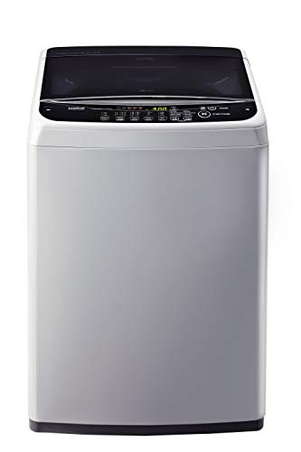 LG 6.2 kg Fully-Automatic Top Loading Washing Machine (T7288NDDLG.ASFPEIL, Middle Free Silver)