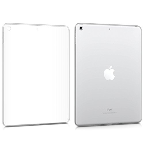 kwmobile Apple iPad 9.7 (2017 / 2018) Hülle - Silikon Tablet Cover Case Schutzhülle für Apple iPad 9.7 (2017 / 2018)