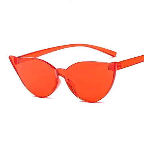 whcct Gafas de sol clásicas para mujer Gafas de sol de plástico de lujo vintage Moda femenina