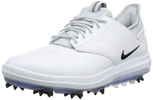 Nike Air Zoom Direct, Chaussures de Golf Homme, Blanc...