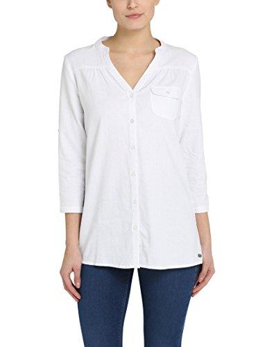 Berydale BD312 Bluse, Weiß), 36 (Herstellergröße: S)