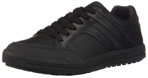 Geox Arzach B, Zapatillas para Niños, Negro (Black C9999), 32 EU
