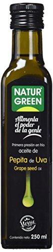NaturGreen Aceite Pepita UVA 250 ml
