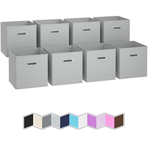 Ordnungsbox - 8 Boxen Aufbewahrung Set |...