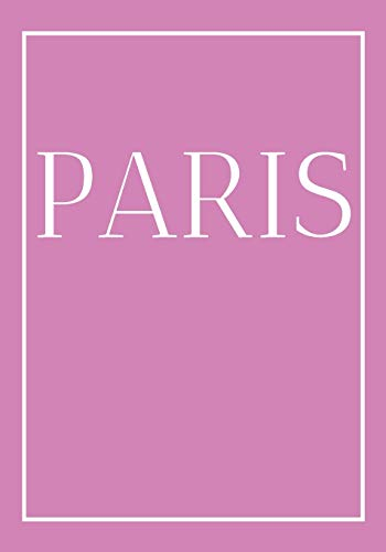 Paris: A decorative book for coffee tables, end tables, bookshelves and interior design styling   Stack city books to add decor to any room. Rose ... for interior design savvy people: 19 (CITIES)
