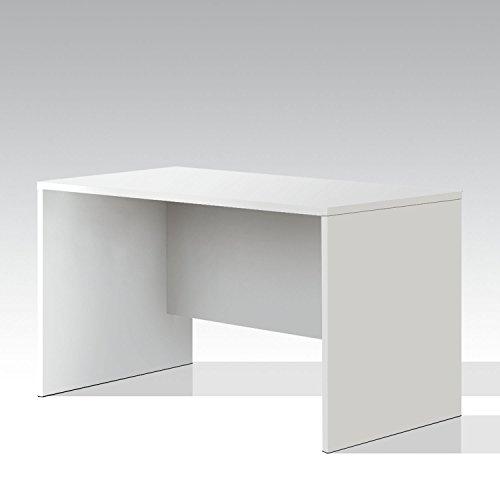 BIGMAT TEVISA Mesa de Escritorio (150 x 75 cm, Blanco): Amazon.es ...