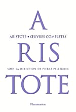 Aristote - Oeuvres complètes d'Aristote