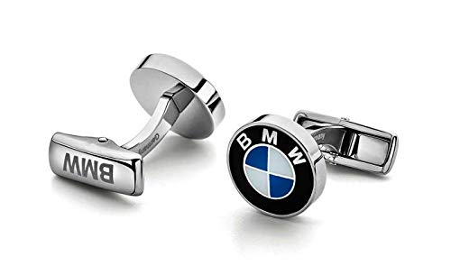 BMW Original Manschettenknöpfe Logo - Kollektion 2020/21