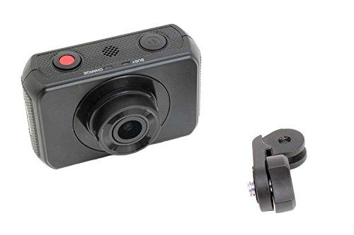 XciteRC 15001121 - Fotocamera Full HD, 5 Megapixel, per droni RC Drohne Rocket 400 GPS, Colore: Nero