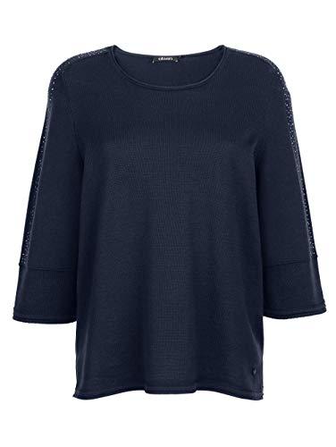 Olsen Pullover Marineblau