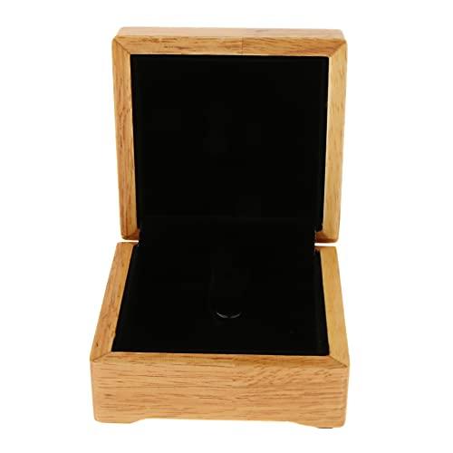 MUY Pulsera de Madera para Brazalete, Soporte para joyería, Caja de Reloj, Caja de Regalo, Caja de Recuerdo, día de San Valentín