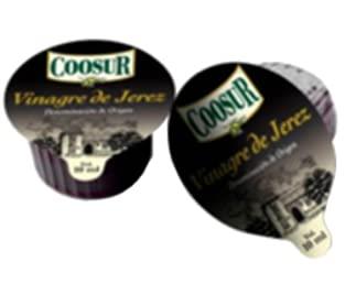 Vinagre Jerez Coosur 10 Ml - Tarrina