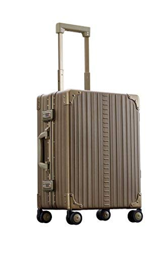ALEON 21' Aluminum Carry-On Hardside Luggage