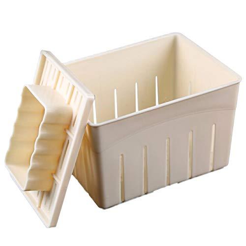 BYFRI Tofu Prensado del Molde del Fabricante De La Caja Plástica De Cuajada De Soja Que Hace La Máquina Cocina Práctica del Molde Casero De Bricolaje