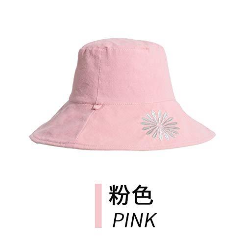 wtnhz Sombrero-Sombrero de Pescador de protección Solar de