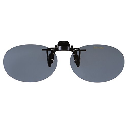 SPALDING(スポルディング) クリップオン メガネの上からつけられる CP-10 SMP2 偏光スモーク2