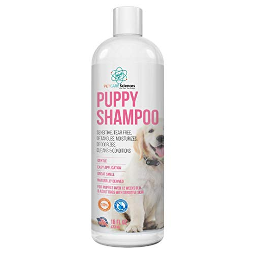 Tearless Puppy Shampoo and Conditioner...