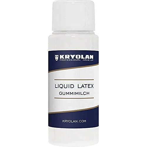 Kryolan Látex líquido Claro para Maquillajes (30 ml)