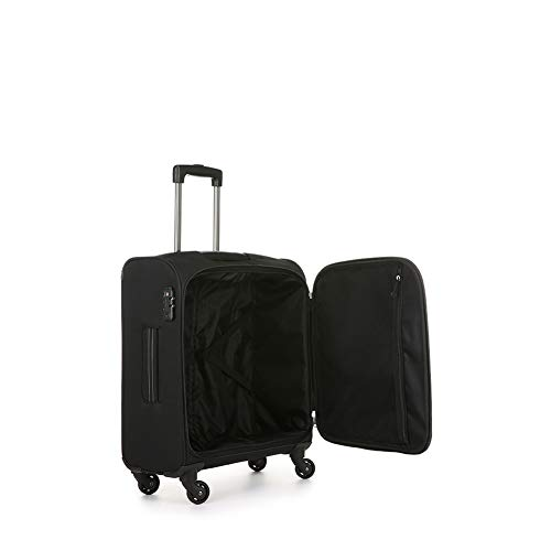 Valise Cabine Antler Marcus Siro - Noire - Taille : 56 x 45 x 25