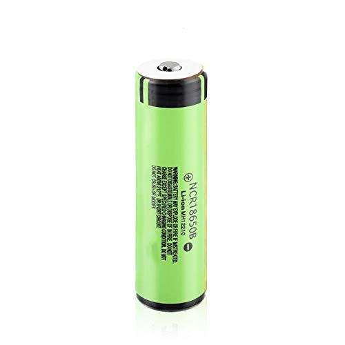 MeGgyc Baterías de Litio de Iones de Litio de 3.7V 3400mAh para cámaras con Linterna Gamepad de micrófono 1piece