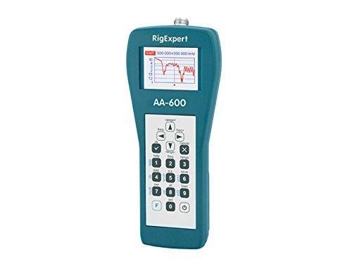 RigExpert AA-600 HF/VHF Analyzer Antenne (0,1-600 MHz) door Rig Expert