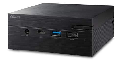 Asus PN40 Fanless Barebones Mini PC With…