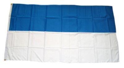 Fahne Flaggen SCHÜTZENFEST BLAU WEISS 150x90cm