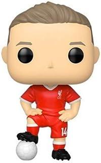 Football: Liverpool - Jordan Henderson Pop! Vinyl