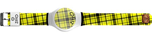 Orologio digitale unisex grande ZITTO SCOTT STREET EDITION colore giallo MACLEOD-MAX-KL