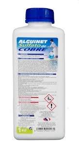 PLAINSUR Sulfato DE Cobre 1 KG