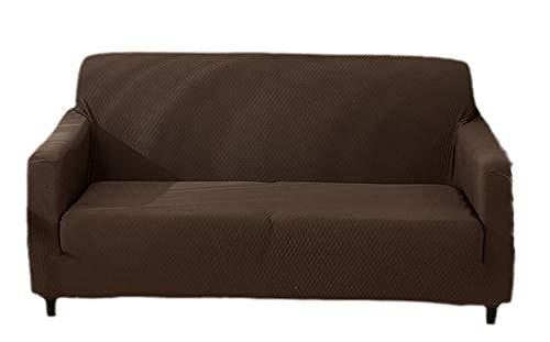 BLACK ELL Fundas De Sofá Fundas/Gruesa Suave,Funda De Sofá,para Mascotas Perro,Funda de sofá Acolchada Impermeable, Funda de sofá elástica para Todas Las Estaciones-C_190-230cm