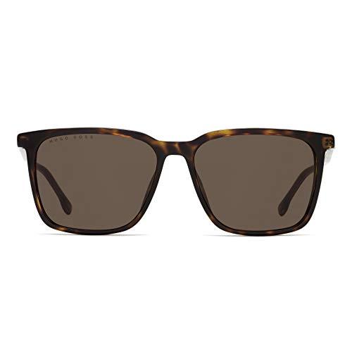 Hugo Boss Boss 1086/S, Gafas de Sol Hombre, Avana, 56