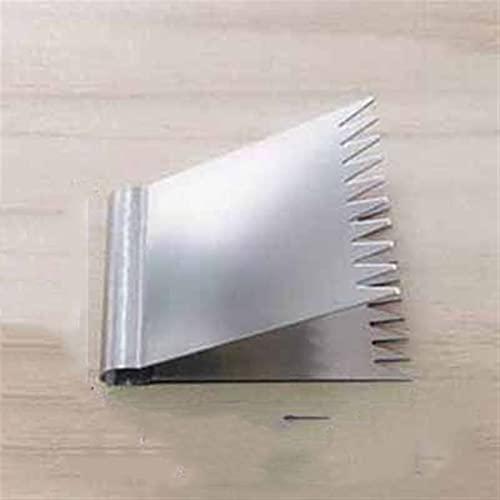Newest Pastel de nuez clips de acero inoxidable para hornear pan postre pastelería decoración clips moldes de maní Free Shipping (Color : 3)