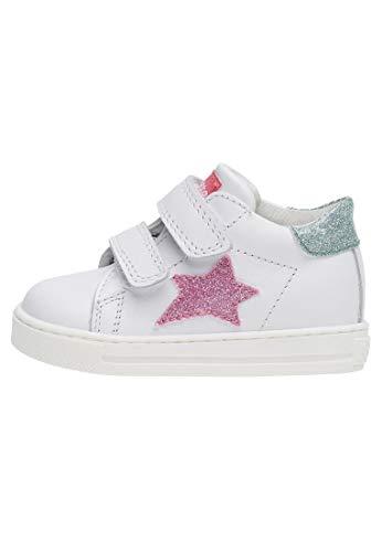 Falcotto Sasha VL-Sneaker mit Glossy Details weiß 21
