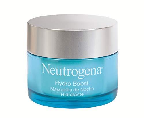 Neutrogena Cuidado Facial, mascarilla de noche hidratante - 50 ml